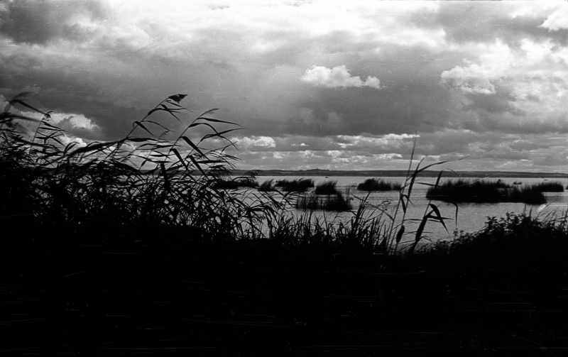 Вид озера Неро - фото