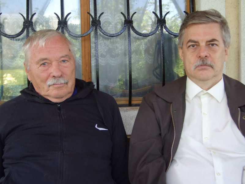 В. М. Стецюк и Н. И. Жарких - 2018 г.