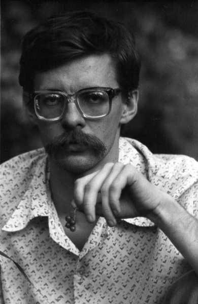 N.I.Zharkikh, photo 1986