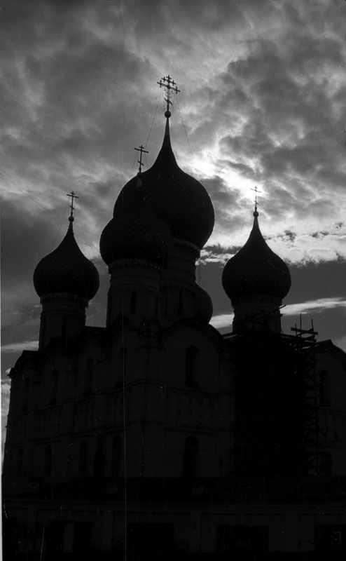 Собор Успіння в Ростові, фото 21 серпня 1976 р.