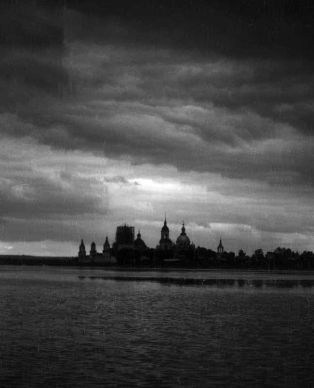 Яковлев монастырь в Ростове. Фото 28 августа 1976 г.