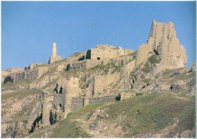 Современное фото замка Кемах