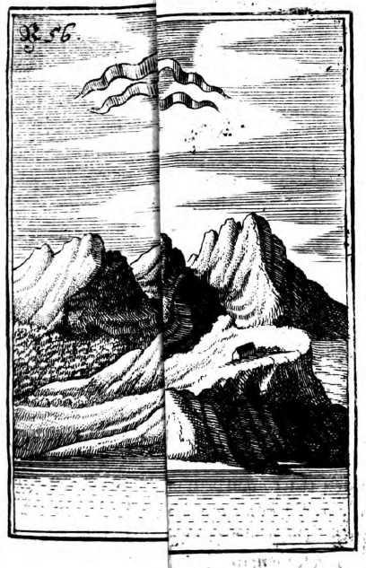 Фрагменти гравюри «Терехтемирів» 1687 р.