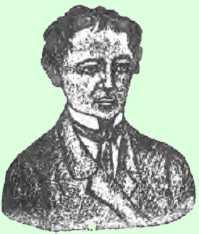 Портрет В. М. Забіли. 1847 р.